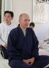 Eric Martin et Masunaga à l'Iokai Tokyo